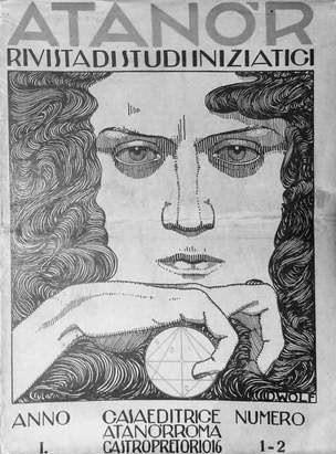 La rivista di studi iniziatici Atànor dell'omonima casa editrice, fondata nel 1912 e soppressa nel 1926 a seguito delle leggi fasciste repressive della massoneria