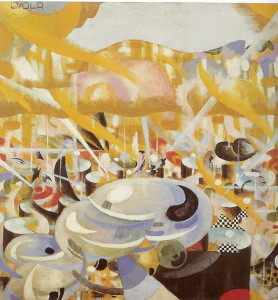 Julius Evola- Five o' clock tea