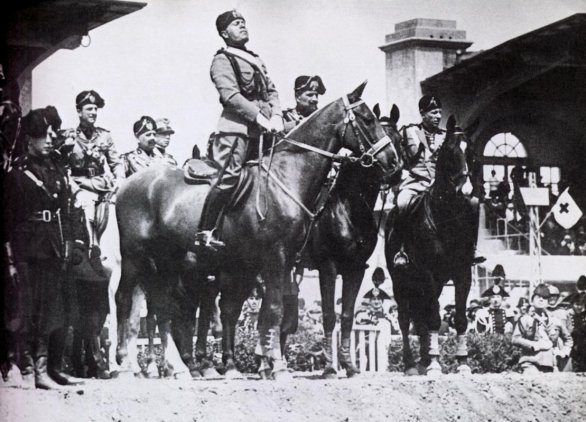 duce-mussolini-fascismo-italianisempreunpofascisti