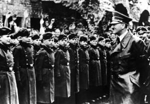 Hitler visita Napolas