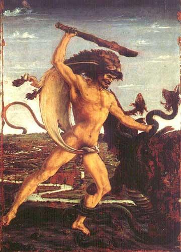 Eracle e l'Idra