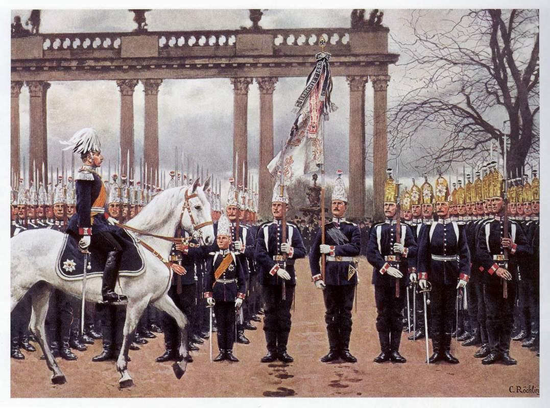 stile prussiano ordine disciplina ordenstaatgedanke