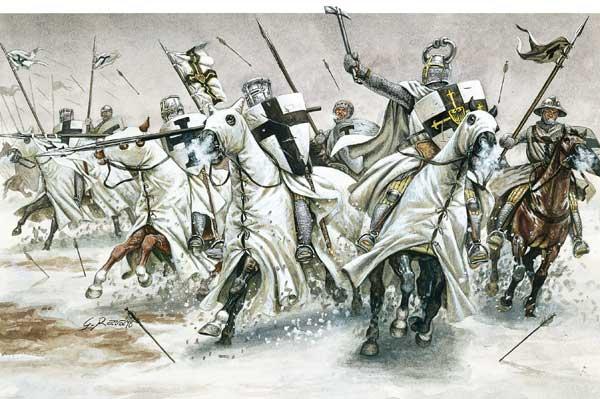 cavalieri-ordine teutonico-battaglia