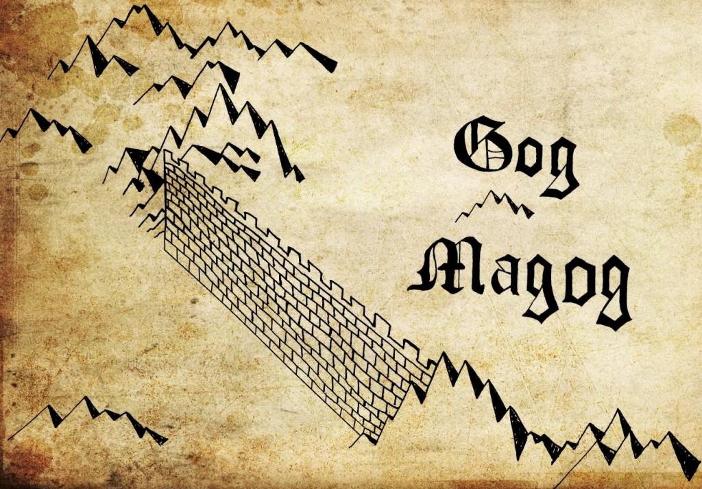 gog e magog-grande muraglia