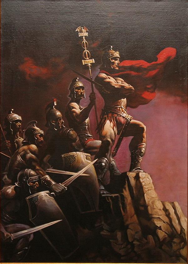 legionari romani guerra razza spirito