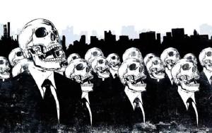 omologazione--morte-mondo-moderno-massa-media-controllo-globale-manipolazione