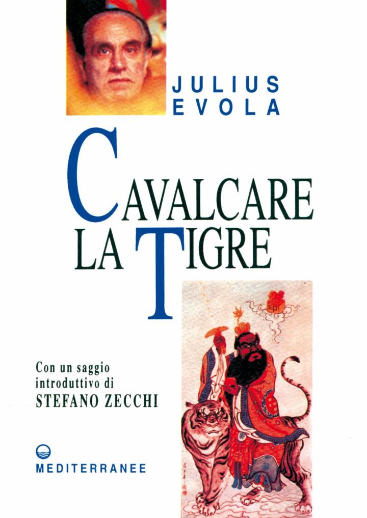 cavalcare la tigre-evola