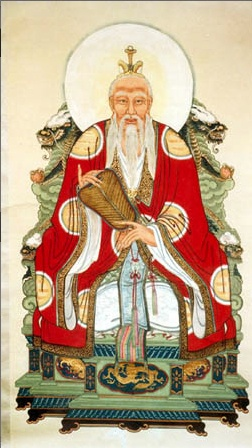 Lao Tze-taoismo-cina