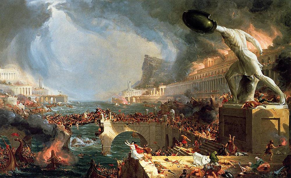 Caduta dell'Impero Romano d'Occidente-Cole_Thomas 2