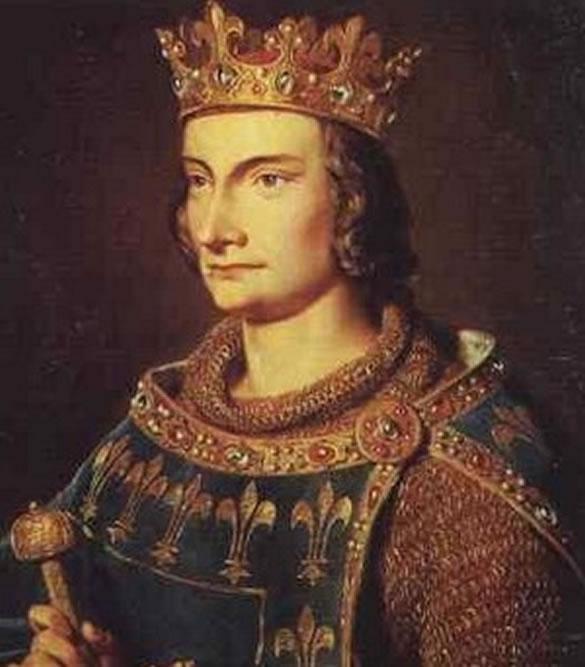 Filippo IV di Francia detto Il Bello