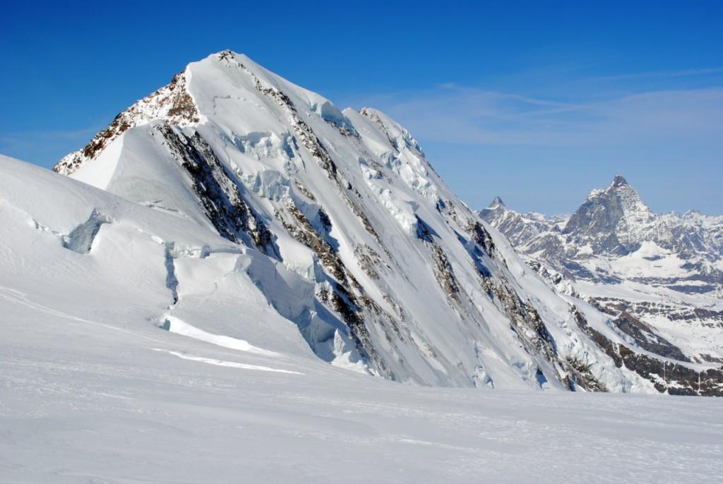 montagna-parte nord lyskamm orientale-evola