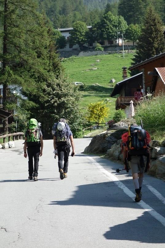 valle d'ayas geo gruppo escursionistico orientamenti