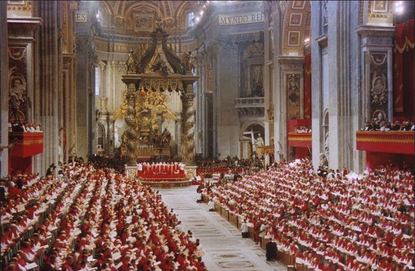 concilio-vaticano-ii-chiesa-cattolica-cattolicesimo-decadenza-della-chiesa
