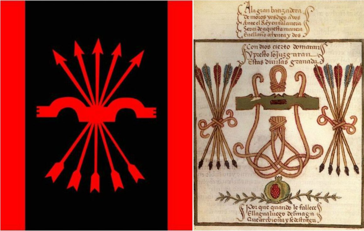 frecce-e-giogo-falange-primo-de-rivera-re-cattolici