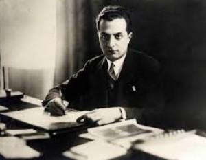 Giovanni Preziosi, direttore de La Vita Italiana