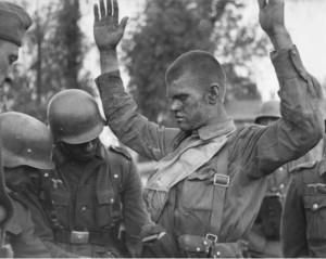 Soldato russo arrestato