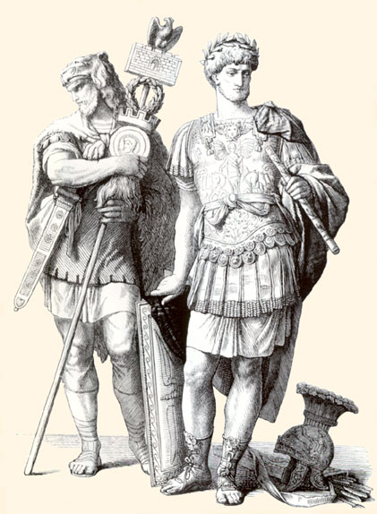 Roma civiltà razza solstizio evola
