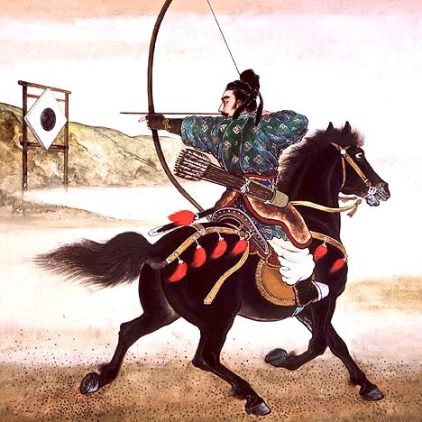 tadahira_samurai_giappone_guerriero_arco