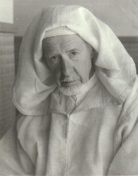 Titus Burckhardt (Ibrahim Izz al-Din dopo la conversione all'Islam)