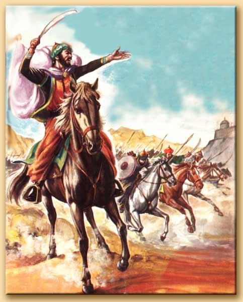 maometto_guerriero-islam-guerra-santa-jihad
