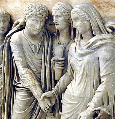 confarreatio-matrimonio antica roma