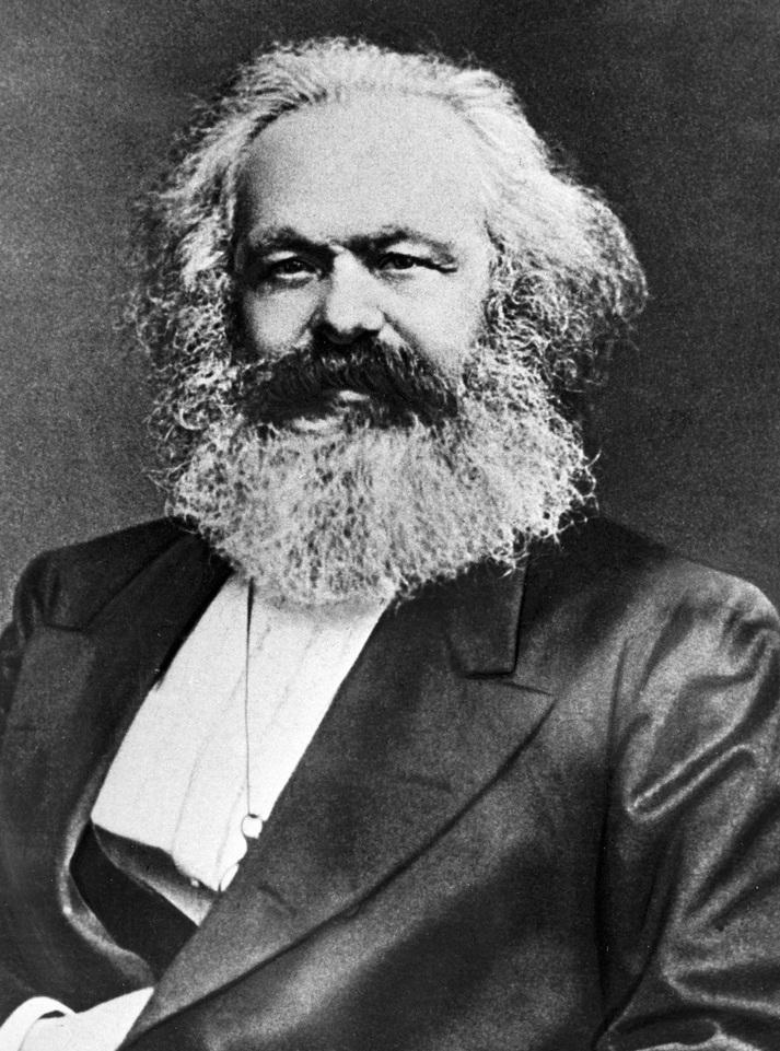 Karl Marx-comunismo