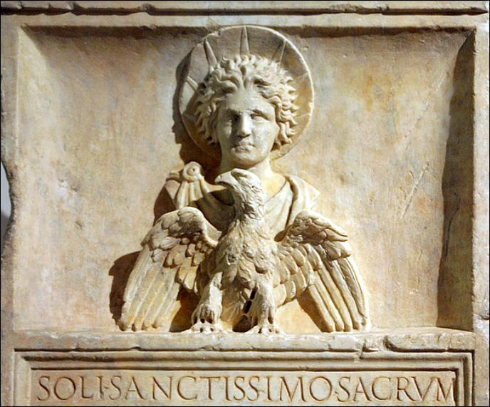 mithra-sol invictus-re solare-roma