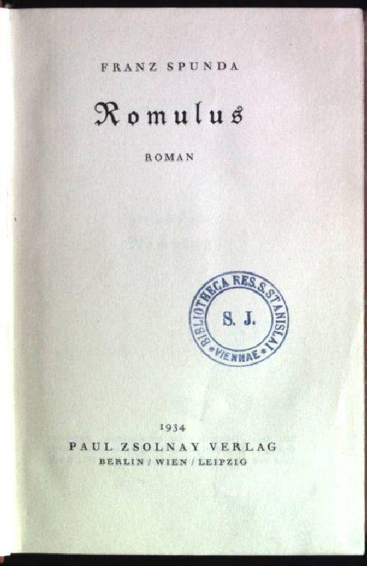 Romulus-Roma-origini