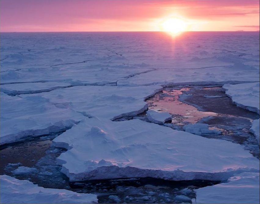 luce del nord-artide-iperborei