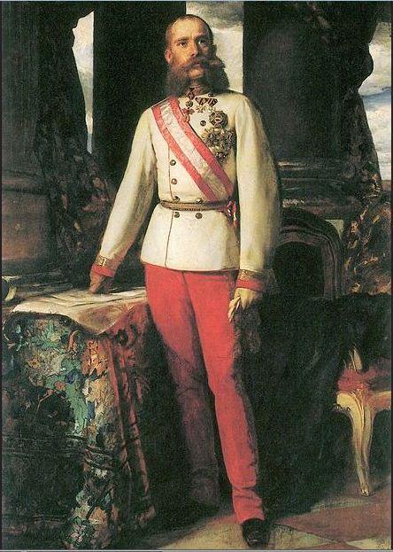 monarchia-francesco giuseppe-di Franz von Lenbach (1873)