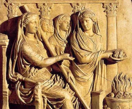 fuoco-vesta-tempio-roma-tradizione-donna