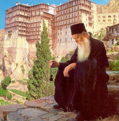 esicasmo-cristianesimo-monaco-monte-athos