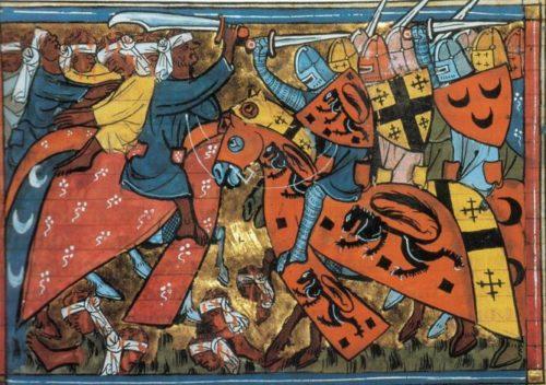 crociate-islam-cavalieri-guerra